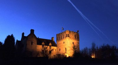 plane-castle-scotland-night-1